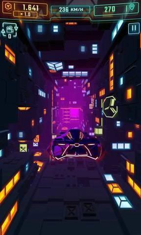 霓虹飞车游戏