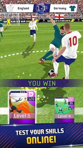 足球之星2021破解版无限钻石版