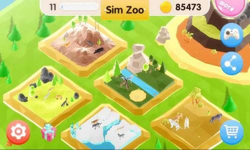 模拟动物园下载