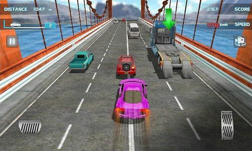 涡轮增压赛车3D下载