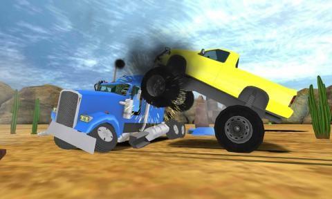 汽车碰撞模拟器破解版下载