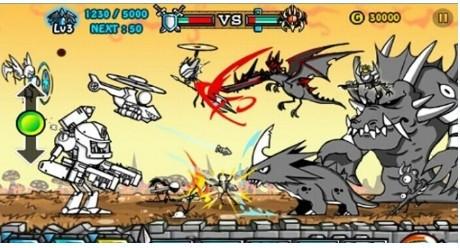 卡通战争2中文版下载