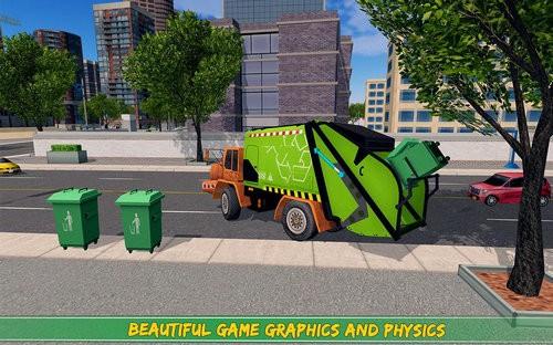 垃圾车驾驶模拟器pro下载