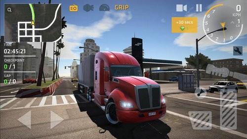 终极卡车模拟器