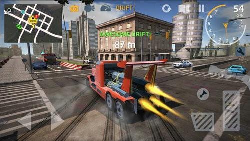 终极卡车模拟器游戏