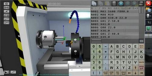 数控机床模拟器下载