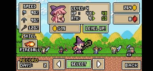 超像素生存RPG生存