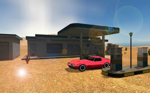 美国经典汽车模拟器下载