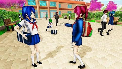 动漫高校生活模拟器下载