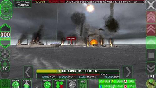 战术潜艇2游戏