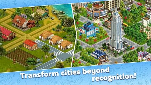城市建设模拟黄金谷下载