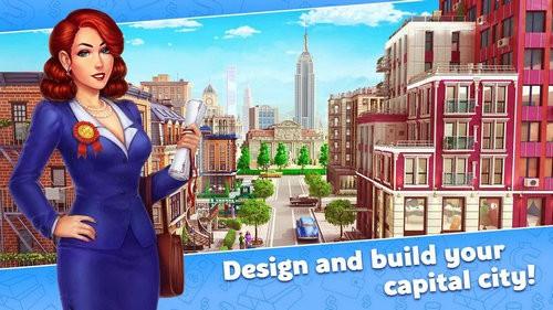 城市建设模拟黄金谷
