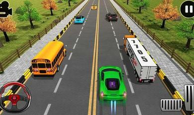 公路赛车2021交通极速赛车下载