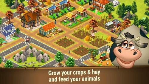 农场梦想游戏