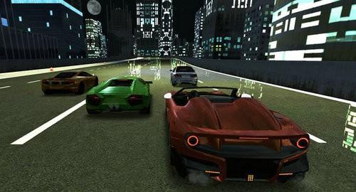 赛车模拟器游戏