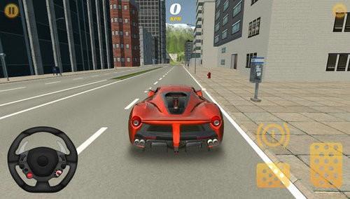 赛车模拟器手游