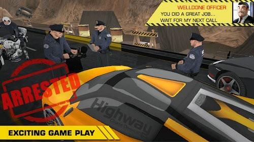 高速公路追逐赛3D下载