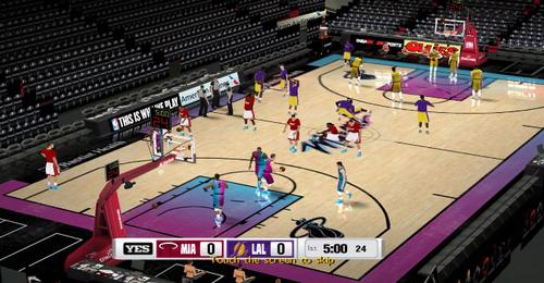 NBA2K21手游
