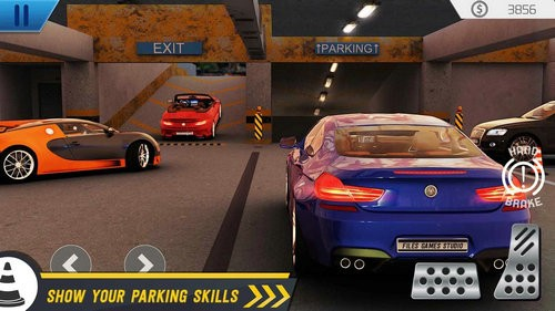 多层停车场模拟器3D下载