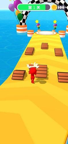 我搭桥贼溜游戏