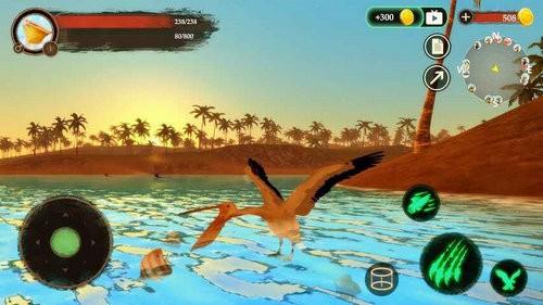 鹈鹕模拟器