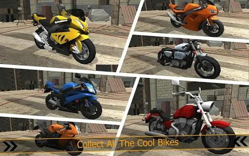愤怒的城市摩托赛车手下载