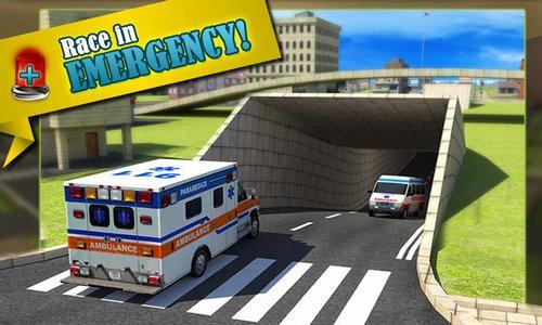 救护车急救模拟器