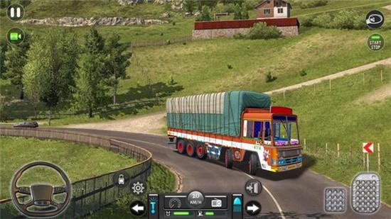 新印度人货物卡车模拟器无限金币版下载