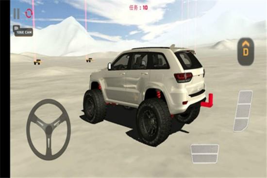 4x4极限越野驾驶模拟器破解版