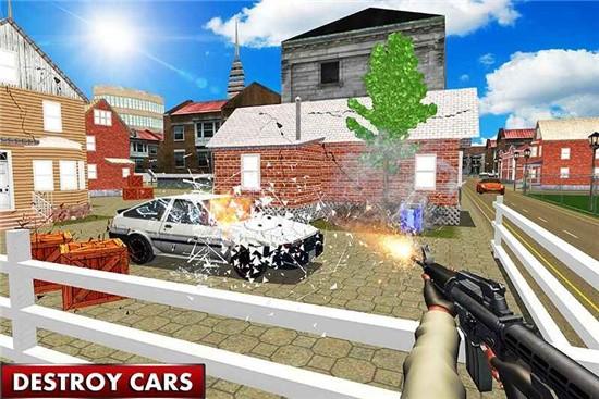 摧毁城市模拟器注册绑卡送58元版下载