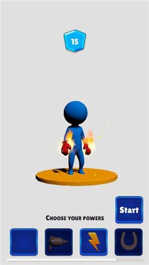 超级英雄格斗战士汉化版下载