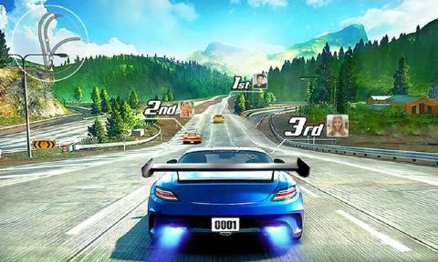 街头赛车3D下载