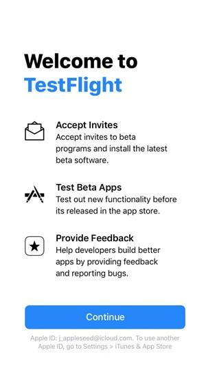 Testflight注册绑卡送58元下载安卓版