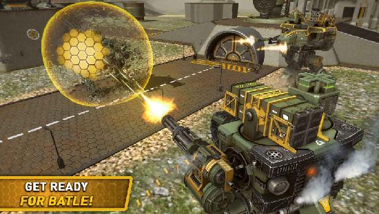 战争机器人世界游戏下载