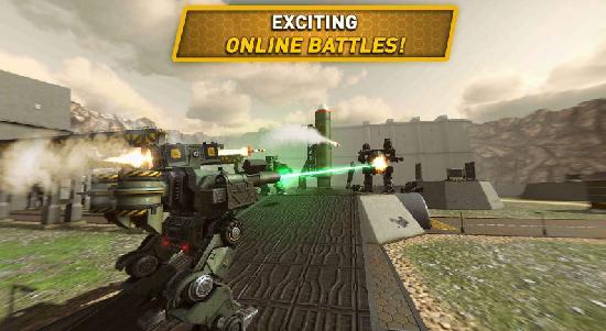 战争机器人世界破解版