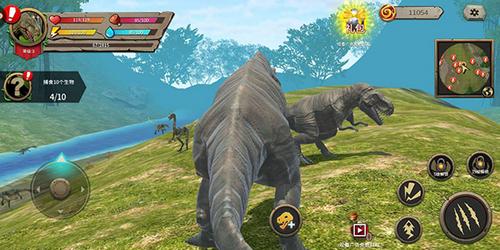 恐龙进化模拟器
