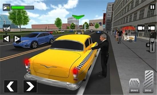 城市出租车驾驶内购破解版下载