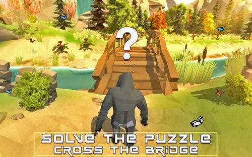 野生大猩猩模拟器游戏