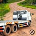 长拖车货车模拟器