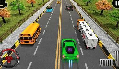 公路赛车2021交通快速赛车下载