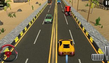 公路赛车2021交通快速赛车手游