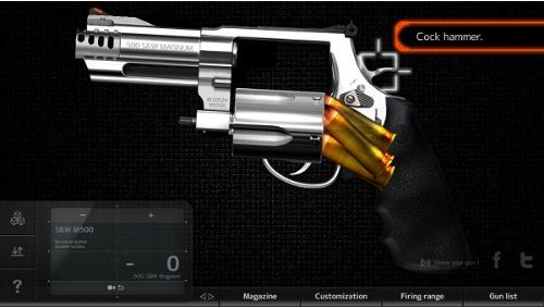 枪械定制模拟器