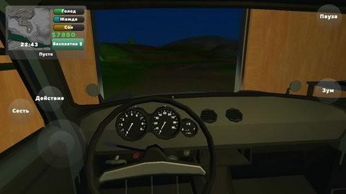 老式皮卡车模拟器下载