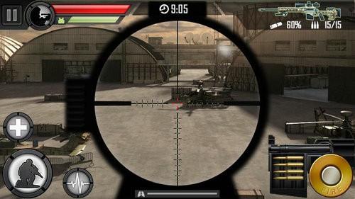 现代狙击手游戏