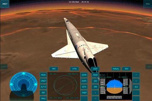 空间站模拟器