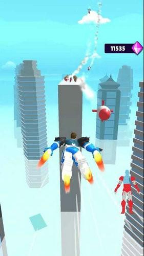 钢铁侠3D游戏