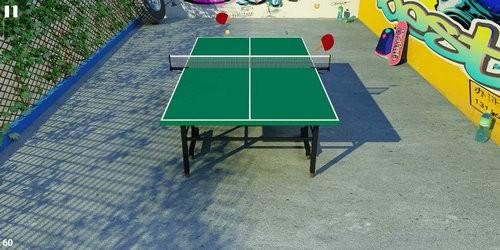 虚拟乒乓球下载