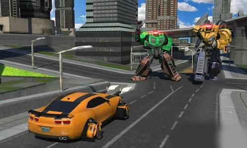 城市机器人战斗下载