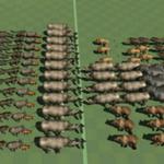 动物史诗般的战斗模拟器 v1.3