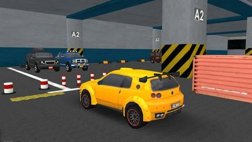 汽车驾考模拟器